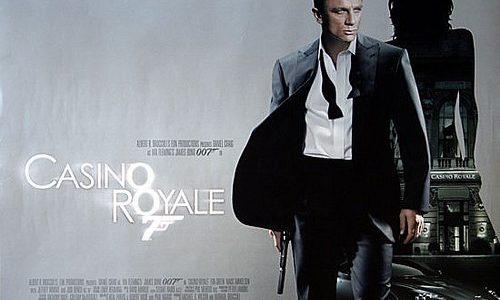 『007/カジノ・ロワイヤル』のあらすじとキャストは?