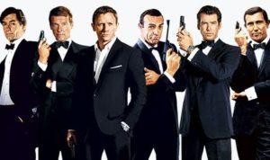 『007』映画シリーズ一覧