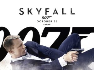 『007/スカイフォール』あらすじとキャスト