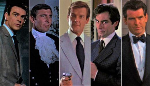 『007』シリーズ20作品大放送!【午後のロードショー】