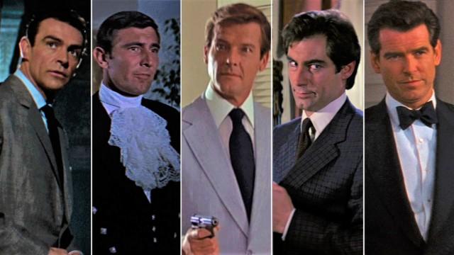 『007』シリーズ20作品放送、午後のロードショー