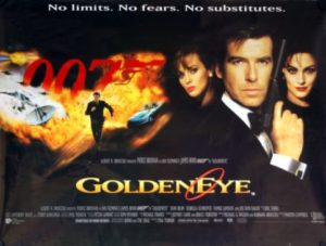 『007/ゴールデンアイ』のあらすじとキャスト