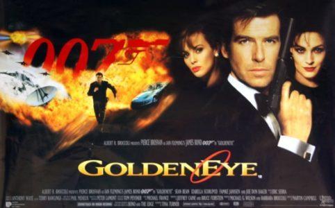 『007/ゴールデンアイ』のあらすじとキャストは?