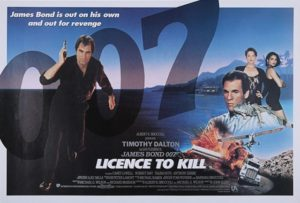 『007/消されたライセンス』のあらすじとキャスト