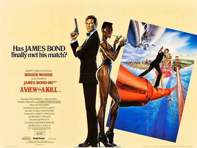 『007/美しき獲物たち』のあらすじとキャスト