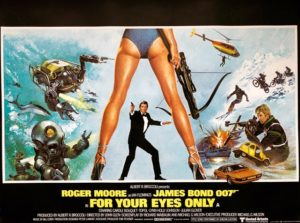 『007/ユア・アイズ・オンリー』のあらすじとキャスト