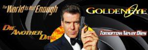 007 ピアース・ブロスナン