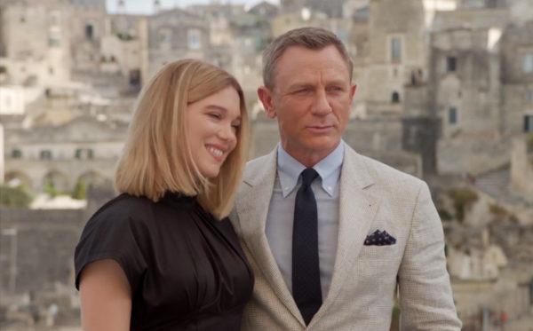 007ジェームズ・ボンドが愛娘を溺愛するパパに!