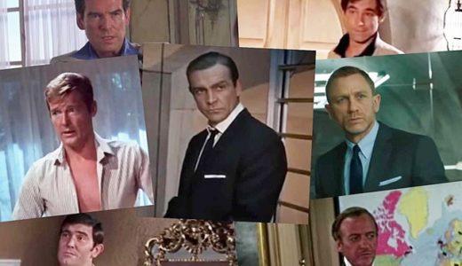 「007」シリーズ24作品&番外編を6月から続々オンエア!【BS-TBS】