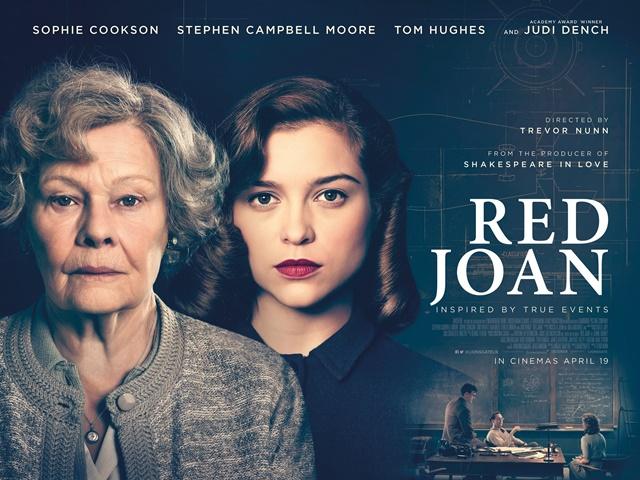 ジュディ・デンチがスパイを熱演『ジョーンの秘密』