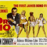 『007/ドクター・ノオ』のあらすじとキャスト
