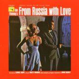 『/ロシアより愛をこめて』のテーマ曲、主題歌は?