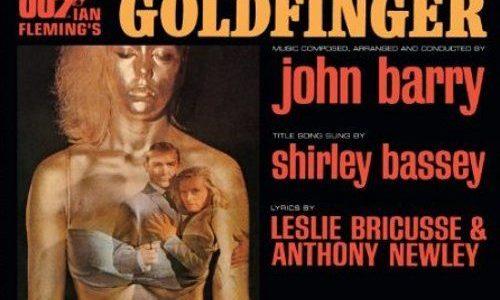 『007/ゴールドフィンガー』のテーマ曲、主題歌は?