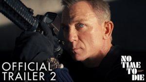 007最新作『007/ノー・タイム・トゥ・ダイ』新ポスターと最新予告編公開