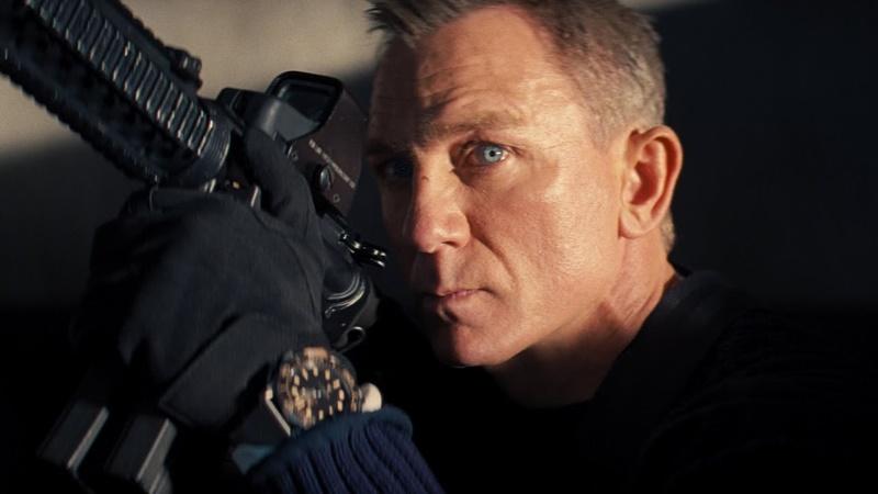 007最新作『007/ノー・タイム・トゥ・ダイ』4D・ScreenXでの上映決定!