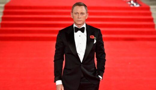 007最新作『007/ノー・タイム・トゥ・ダイ』ワールドプレミア開催決定!
