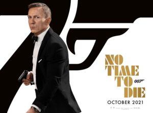 007最新作『007/ノー・タイム・トゥ・ダイ』公開記念展示「ジェームズ・ボンドのスタイル」開催決定!